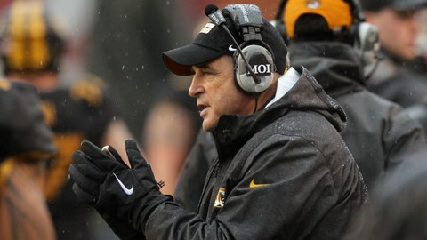 Missouri coach Gary Pinkel, $3,768,889