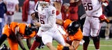 Oklahoma safely No. 3 in College Football Playoff rankings