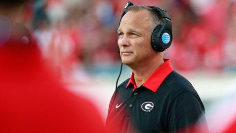 Georgia coach Mark Richt, $4,124,000