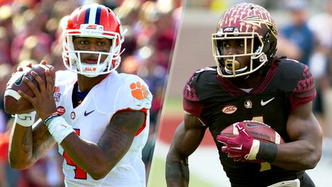 Oct. 29: Clemson at Florida State