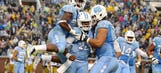 Playoff poll takeaways: If North Carolina upsets Clemson, who sneaks into top 4?