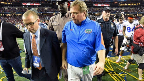 Loser: Florida Gators