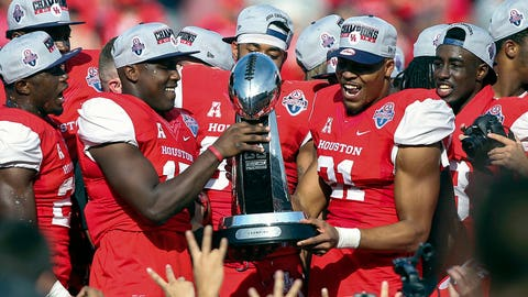 Winner: Houston football