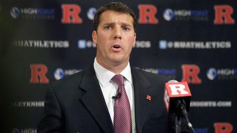 Big Ten East No. 7: Rutgers (4-8,2-7 Big Ten)