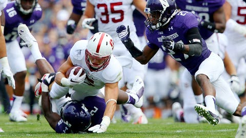 Northwestern 16, Stanford 6