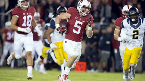 Stanford 35, California 22