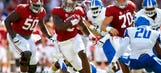 PHOTO: Alabama proves it has earned the title 'Running Back U'
