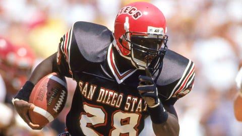 Marshall Faulk, RB, San Diego State (1992)
