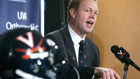 Virginia: Hired BYU coach Bronco Mendenhall