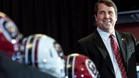 South Carolina: Hired Auburn defensive coordinator Will Muschamp