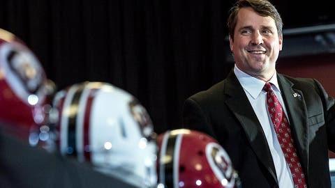 South Carolina: Hired Auburn defensive coordinator Will Muschamp