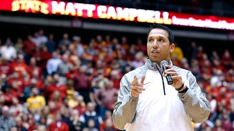 Iowa State: Hired Toledo head coach Matt Campbell
