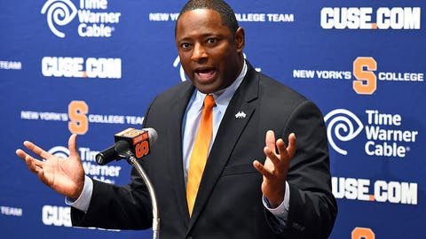 Syracuse: Hired Bowling Green head coach Dino Babers