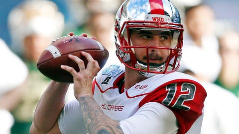 Winner: Western Kentucky QB Brandon Doughty