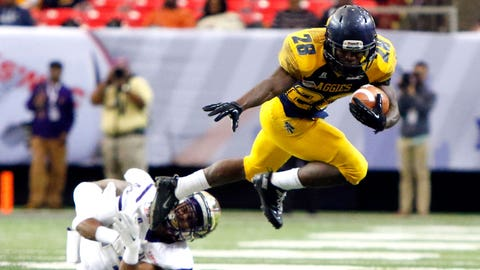 North Carolina A&T RB Tarik Cohen