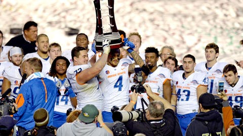 Poinsettia Bowl: Boise State vs. Northern Illinois
