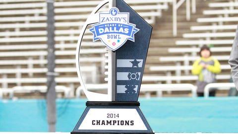 Heart of Dallas Bowl: Washington vs. Southern Miss