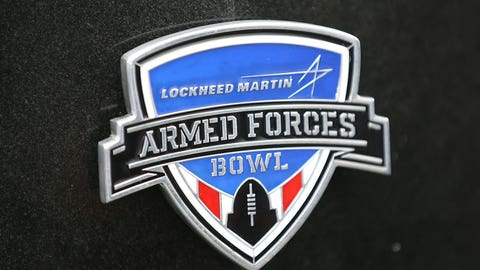 Armed Forces Bowl: California vs. Air Force