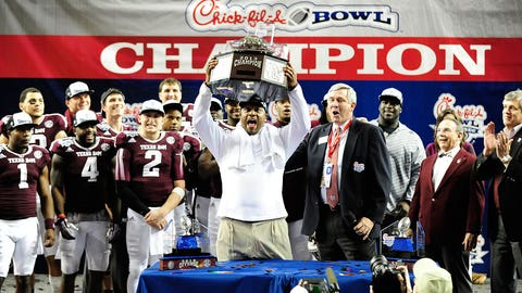 Chick-fil-A Bowl: Houston vs. Florida State