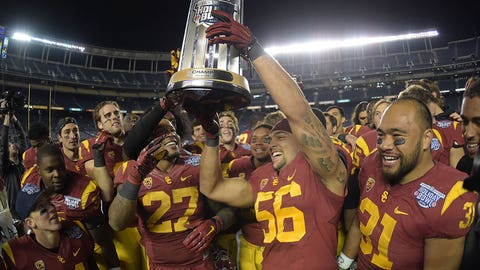 Holiday Bowl: USC vs. Wisconsin