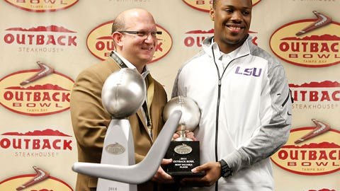 Outback Bowl: Northwestern vs. Tennessee