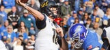 WATCH: Jared Goff shows off NFL arm on 30-yard TD pass