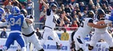 Cal sets Armed Forces Bowl record for first half points behind 4 Goff TD's