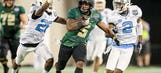 WATCH: Who needs a QB? Jefferson's 80-yard TD extends Baylor's lead