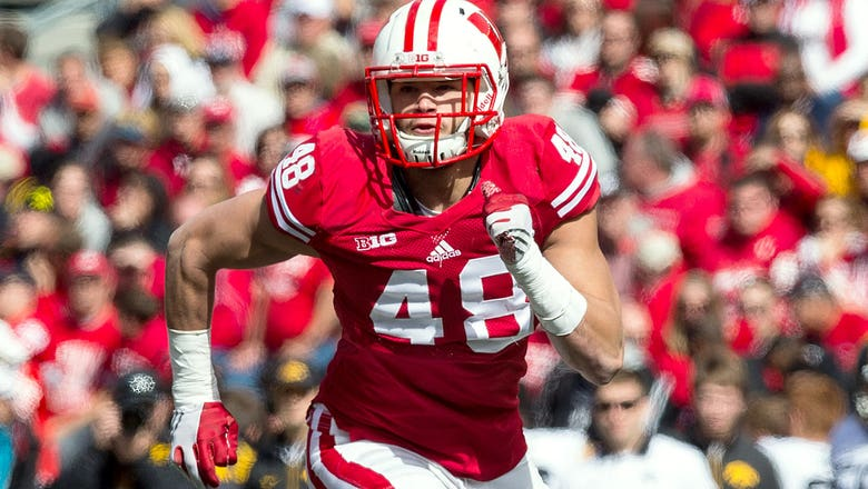 Badgers' Cichy, Fumagalli named to preseason All-Conference list