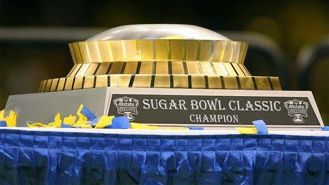 1935 - The inaugural Sugar Bowl