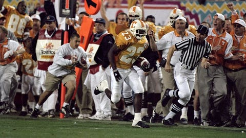 1999: Vols make history against Florida State
