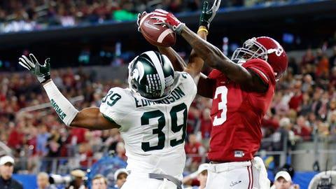 Alabama wide receiver Calvin Ridley