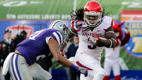 Winner: Alex Collins (and Arkansas football)