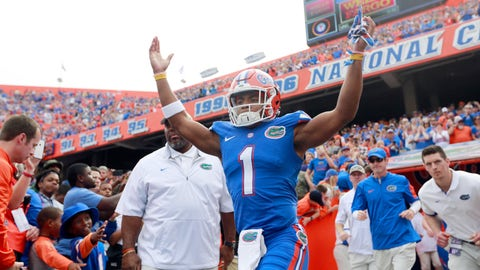 Florida Gators: 38 active players