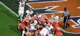 10 memories of last season's Alabama-Clemson championship game