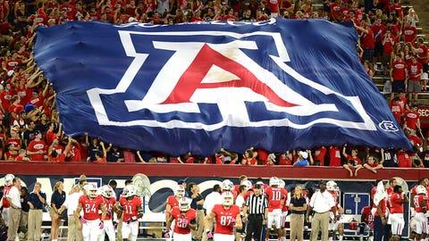 Arizona (168 points)