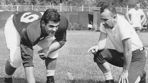 Lou Michaels, NFL defensive lineman, Sept. 28, 1935-Jan. 19, 2016