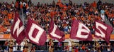 Florida State sends Valentine's Day zinger to rival Florida