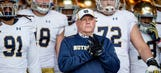 Why Brian Kelly just couldn't leave Notre Dame for the NFL