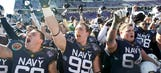 After football, Navy linemen face daunting weight loss just to graduate