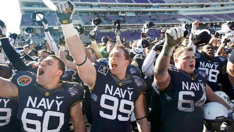 Navy (128 points)