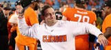 Five takeaways from a day with Dabo Swinney and the Clemson Tigers