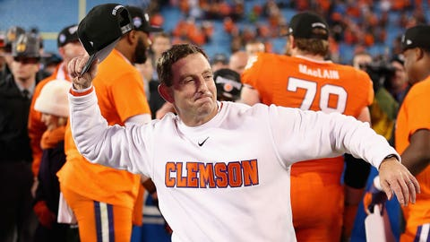 A season to remember at Clemson