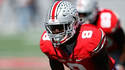 Eagles (from Vikings): Gareon Conley, CB, Ohio State