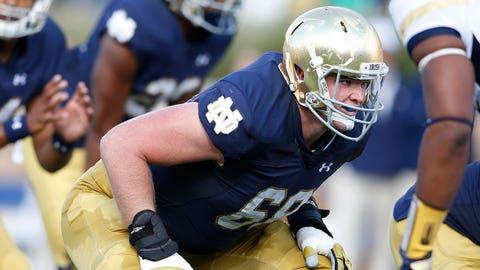 Mike McGlinchey, OT, Notre Dame