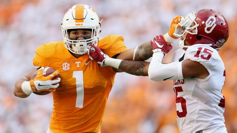 Florida at Tennessee: Saturday, September 24th
