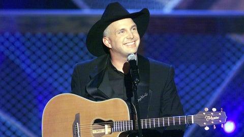 Oklahoma State: Garth Brooks (country music singer)
