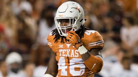 Texas (7-5, 5-4 Big 12)