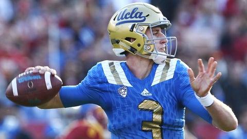 7. Josh Rosen, Sophomore, UCLA