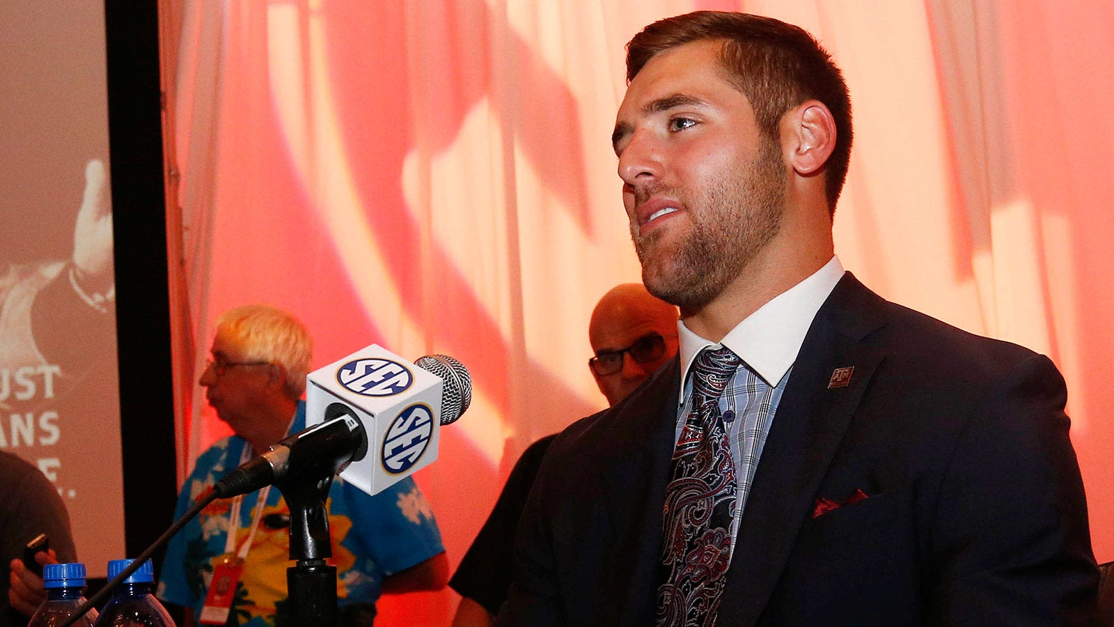The odyssey of Trevor Knight has one more chapter to write